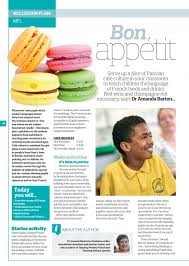 ks2 mfl lesson plan u2013 teach children french foods and drinks by