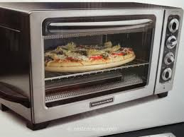 Toaster Oven Convection Oven Kitchenaid Countertop Convection Oven
