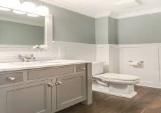 tranquil bathroom ideas wainscoting ideas bathroom home inspiration ideas