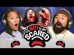 Challenge React Try Not To Get Scared Challenge React