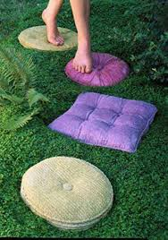 Backyard Walking Paths 23 Diy Stepping Stones To Brighten Any Garden Walk Amazing Diy