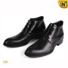 mens lace up dress boots black cw763391