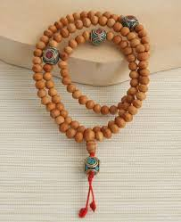 making necklace with beads images Buddhist prayer beads a meditation mala guide jpg