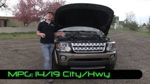 real first impressions video 2014 land rover lr4 hse lux youtube