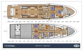 Mega Yacht Floor Plans by Ccn 35m Luxury Yacht For Sale Aqvaluxe Yachts