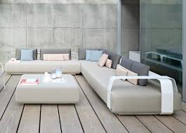Modern Corner Sofa Uk by Manutti Kumo Large Garden Corner Sofa Manutti Outdoor Furniture