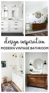 vintage bathroom storage ideas best 25 modern vintage bathroom ideas on pinterest modern boho