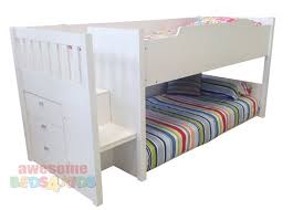 Midi Bunk Beds Midi Sleeper Bunk Beds 12 Midi Beds With Storage Burleigh Midi
