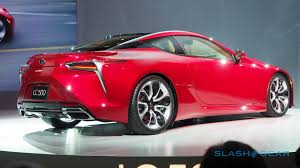 lexus is coupe lexus lc 500 coupe gallery slashgear
