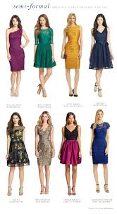 what to wear to a semi formal fall wedding wedding clothes and