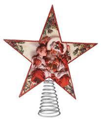 Retro Christmas Tree Toppers - bethany lowe theholidaybarn com