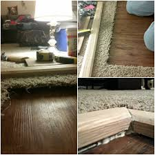 Carpeting Over Laminate Flooring Installing Laminate Flooring Part 2 The Finishing Touches My