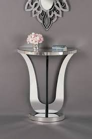 mirrored pyramid living room accent side end table modern creation mirrored pyramid living room accent side end table
