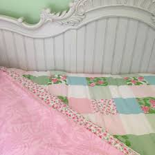 lilly pulitzer rare patchwork bedding set 42 off retail