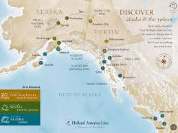Gulf Of Alaska Map by Holland America Line Alaska Android Apps On Google Play