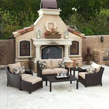 Outdoor Resin Wicker Patio Furniture by Resin Wicker Patio Furniture Sets U2013 Smashingplates Us