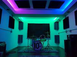 Soundproof Basement - soundproof music room