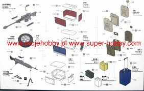modern military vehicles equipment for modern u s military vehicles meng model sps14