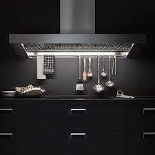 we love the arclinea italia kitchen with the new black armour