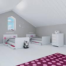 chambre pour jumeaux lits bébé évolutifs pour jumeaux due orbit de alondra