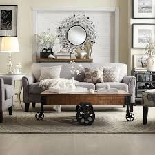 oxford creek park hill sofa in grey linen shop your way online