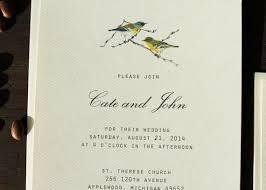 bird wedding invitations bird wedding invitation printable or handmade birds