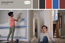 paint color in commercial the home depot community