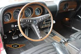 1969 mustang console 1969 ford mustang 429