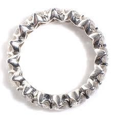 de beers engagement rings de beers diamond platinum allegria eternity ring full band size