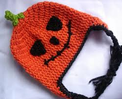 8 spooky and sweet crochet halloween hats for kids