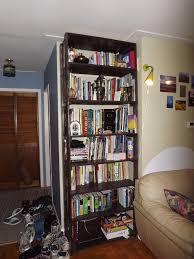 L Bracket Bookshelf Bookshelf Ladder Style