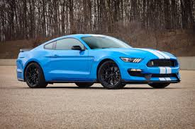 blue girly cars ford rolls out three new colors for mustang gt350 maxim