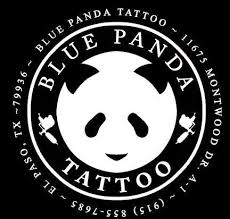 blue panda tattoo el paso tattoos piercings parlors el paso