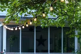 deck string lighting ideas outdoor lighting ideas for backyard breathtaking yard and patio