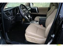 toyota 4runner interior 2017 sand beige leather interior 2012 toyota 4runner limited 4x4 photo