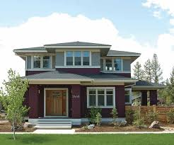 style homes plans prairie style house plans craftsman home plans collection at
