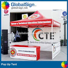 Promotional Canopies by Printed Custom Ez Pop Up Canopy Tent Promotional Tents Canopies