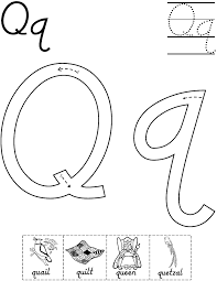 q and u wedding coloring pages