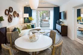 fairmont miramar in santa monica bungalow interior redesign