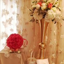 vase rentals reversible trumpet vase gold mtb event rentals
