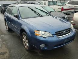 blue subaru outback 2007 4s4bp61cx76328190 2007 blue subaru outback on sale in ca vallejo
