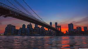 New York City Wallpapers For Your Desktop by New York City Brooklyn Bridge View 4k Hd Desktop Wallpaper For