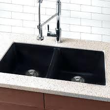 lowes double kitchen sink black kitchen sink collection granite composite black kitchen sink