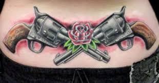 guns n rose tattoo ideas on lower back http tattoosaddict com