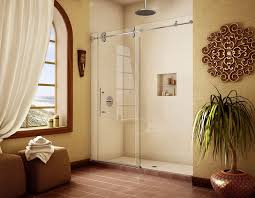 shower door and frameless shower gallery