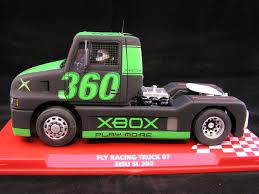 gulf racing truck fly