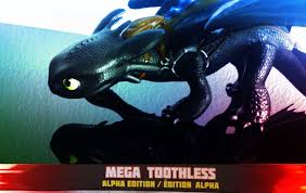 train dragon 2 mega toothless figure review