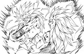 dragon ball z coloring pages k k club 2017