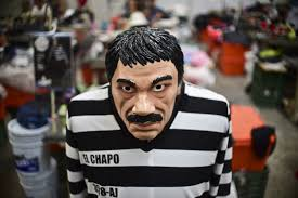 el chapo everywhere drug lord costume a halloween hit in mexico