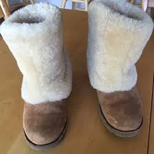 womens ugg maylin boots 65 ugg shoes ugg maylin boot s size 6 chestnut from